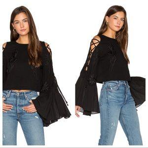 Alice McCall A Love Like That black top US 0
